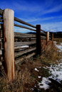 Free Colter Corral Fence Stock Photos - 3677333