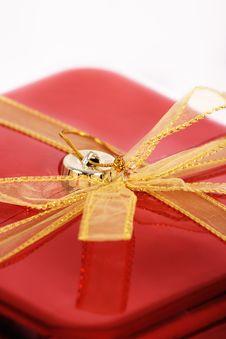 Free Gift Royalty Free Stock Photo - 3670945