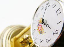 Free Clock Royalty Free Stock Photo - 3671305