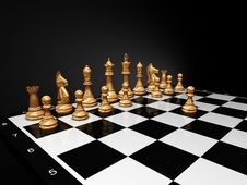 Free Chess Royalty Free Stock Images - 3671769