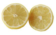 Free Sliced Lemon Royalty Free Stock Image - 3672726