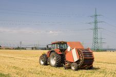 Free Tractor Royalty Free Stock Image - 3673366