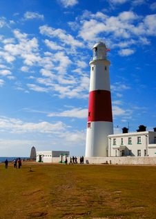 Free Portland Bill Royalty Free Stock Image - 3673406