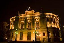 Free Warsaw Politechnika Stock Photography - 3673422