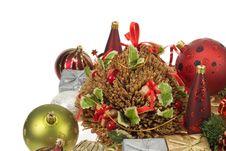 Free Christmas Decoration Royalty Free Stock Image - 3673626