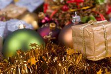 Free Christmas Decoration Royalty Free Stock Image - 3673686