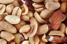 Mixed Nuts Royalty Free Stock Photos