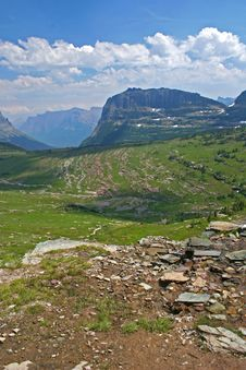 Free Glacier NP Stock Photography - 3674532