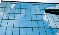 Free Blue Office Windows Stock Photo - 3674890