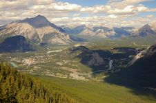 Free Banff National Park Royalty Free Stock Images - 3675979