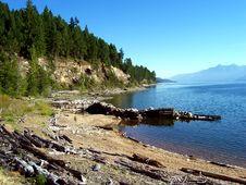 Free Lake View Stock Image - 3676181