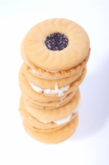 Free Biscuits Royalty Free Stock Photos - 3677108