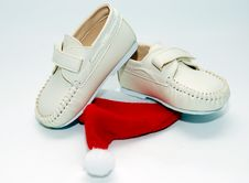 Free Baby Shoes Royalty Free Stock Image - 3677266