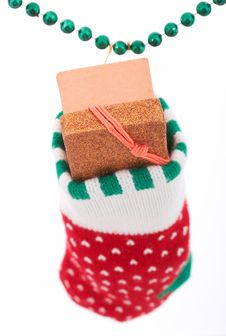 Free Christmas Stocking Stock Photos - 3677403