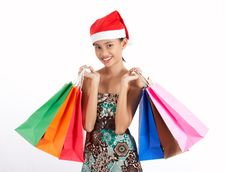 Free Shopping Bags Royalty Free Stock Photo - 3677675