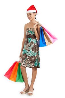 Free Shopping Bags Stock Images - 3677684