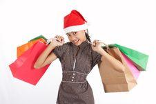 Free Shopping Bags Royalty Free Stock Photos - 3677688
