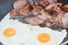 Free Bacon And Eggs Stock Photos - 3678473