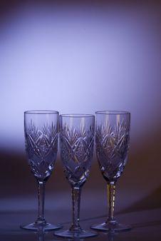 Free Glasses Royalty Free Stock Photo - 3678935