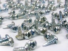 Free Metal Screws Stock Images - 3679134