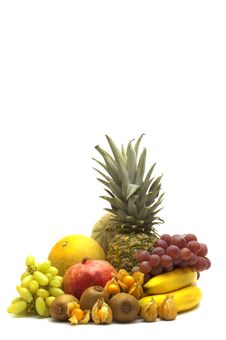 Free Exotic Fruits Stock Photography - 3679402