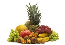Free Fresh Exotic Fruits Royalty Free Stock Photos - 3679408