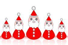 Free Santa Claus Stock Images - 3679494