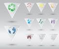 Free Eco Icons Stock Photos - 36702763