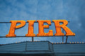 Free Brighton Pier Lights, England Stock Photography - 36705792