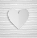 Free Card Wishes For Valentines Day Stock Photo - 36708230