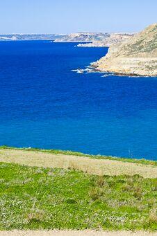 Free North Malta Shoreline Royalty Free Stock Photo - 36702835