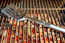 Free Barbeque Utensils XXXL Stock Images - 36707234