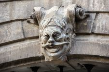 Free Gargoyle In Lviv, Ukraine Royalty Free Stock Photos - 36715938