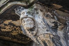 Free Gargoyle In Lviv, Ukraine Stock Image - 36715941
