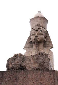 Free Sphinx Statue Stock Photos - 36716353
