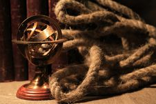Free Armillary Sphere Globe Royalty Free Stock Images - 36716359