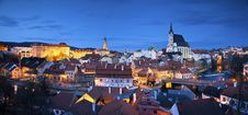 Cesky Kromlov, Czech Republic. Royalty Free Stock Photography