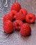 Free Raspberries Stock Image - 36712561