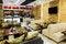 Free Restaurant Interior Stock Photography - 36715882
