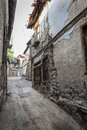 Free Old Ankara Streets Royalty Free Stock Image - 36761106