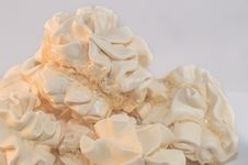 Free Meringues Royalty Free Stock Photos - 36780708