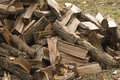 Free Wood Pile Stock Image - 3680331