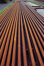 Free Steel Rail 2 Stock Image - 3683211