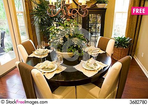 Free Dining 2351 Stock Photo - 3682780