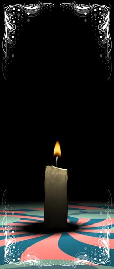 Free Candle Light Royalty Free Stock Photos - 3680018