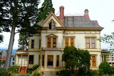 Free Painted Lady Estate Royalty Free Stock Image - 3680406