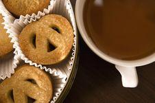 Breakfast Tea Stock Image