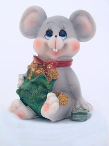 Toy Rat Stock Images