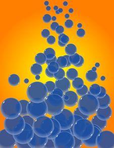 Free Bubbly Sunset Stock Image - 3681751