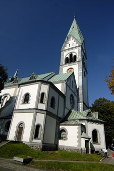 Free Kirche (Church) Of Queen Louise Royalty Free Stock Image - 3681846